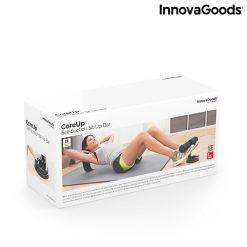 barre pour fixation des pieds pendant exercice abdominaux packaging