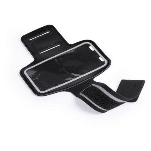 brassard pour smartphone noir