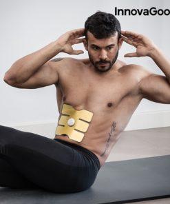 Patch d'électrostimulation pour abdominaux pour optimiser l'exercice