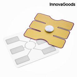 Patch d'électrostimulation pour abdominaux facile à utiliser