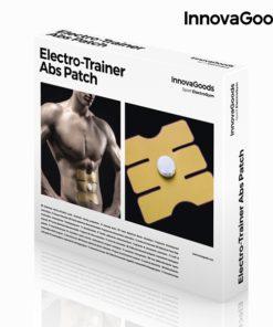 Packaging Patch d'électrostimulation pour ventre plat