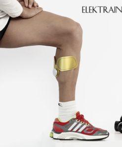 Patch d'électrostimulation pour jambes