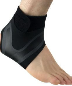 chevillere ligamentaire attelle protection de la cheville de profil