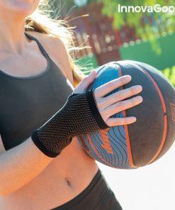 Strap bande protection maintien articulation poignet ballon