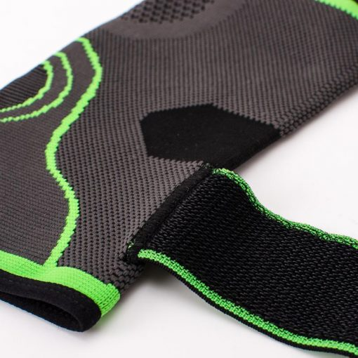 bandage elastique tennis support protecteur basketball musculation volleyball compression coudieres scratch