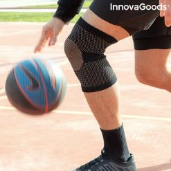 strap de maintien pour genou basketball