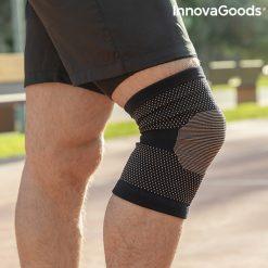 strap de maintien pour genou compression