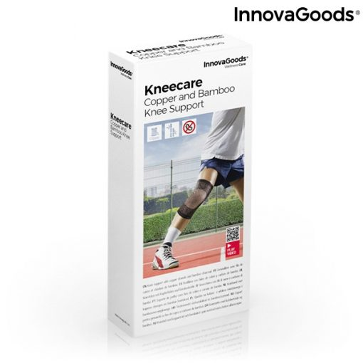 strap de maintien pour genou packaging