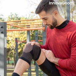 strap de maintien pour genou protection