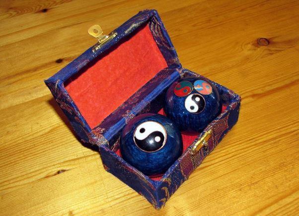boule de qi gong dans la medecine chinoise