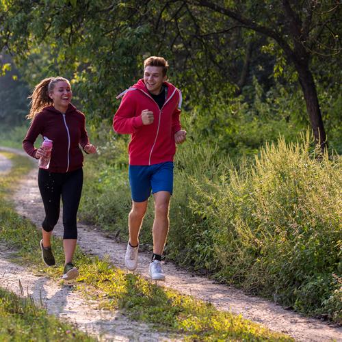 jogging Strap pour cheville contre les-tendinites et les entorses