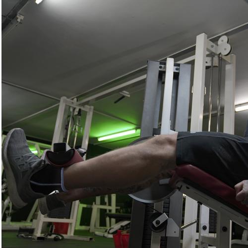 musculation Strap pour cheville contre les-tendinites et les entorses