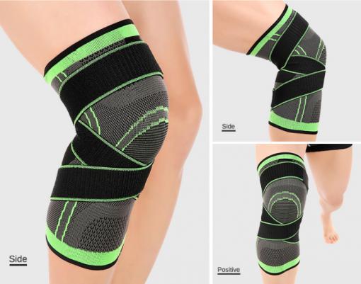 strap de maintien pour genou pour le sport