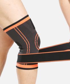 strap de maintien pour genou simple