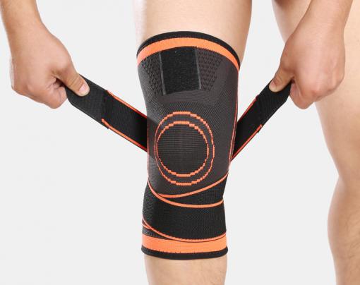 strap de maintien pour genou souple