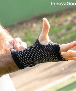 Strap bande protection maintien articulation poignet facile a enfiler