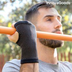 Strap bande protection maintien articulation poignet musculation