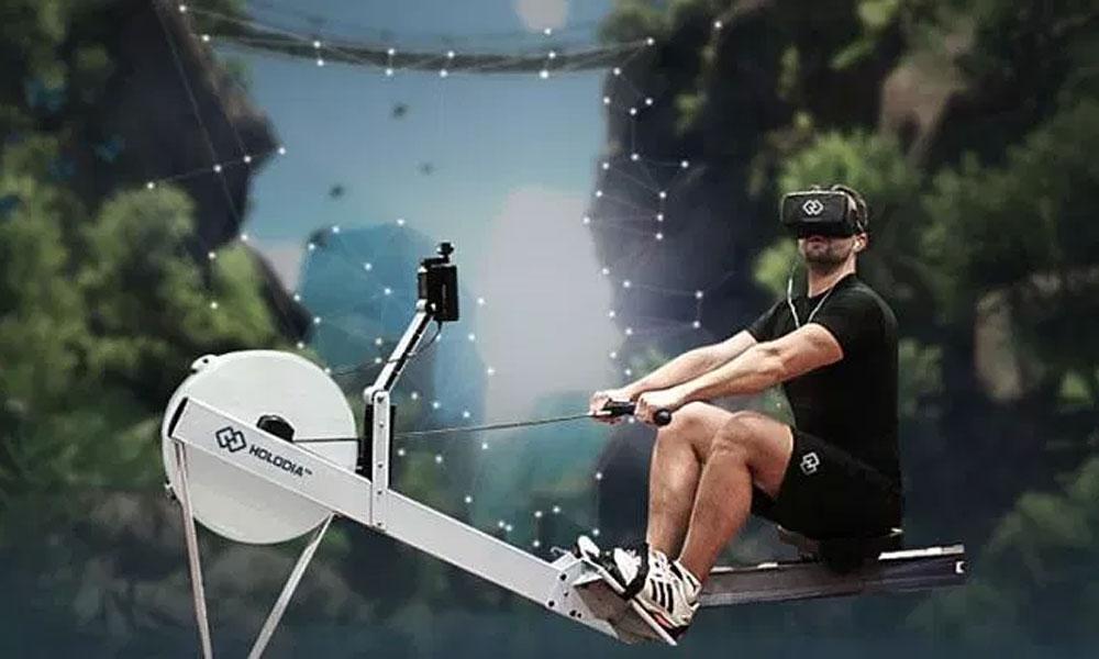 VR Fitness holodia