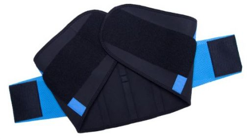ceinture slimfit bleue
