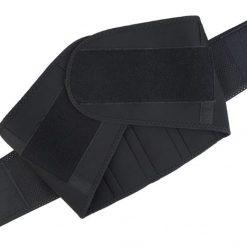 ceinture slimfit noire