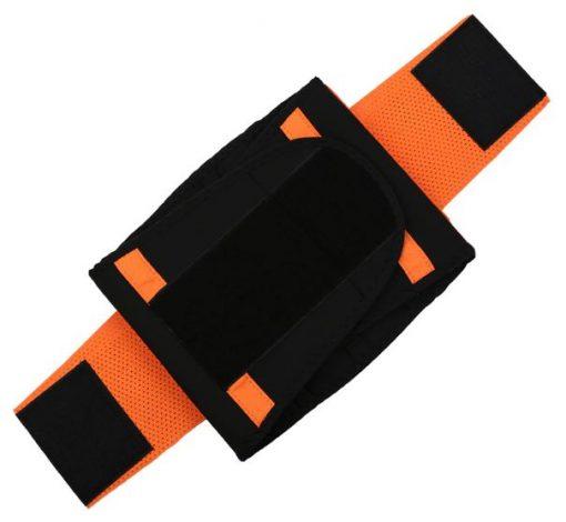 ceinture slimfit orange