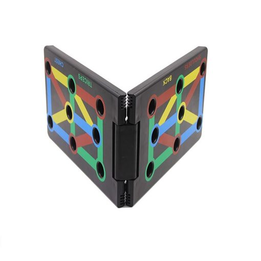 planche pompes pliable portable de face
