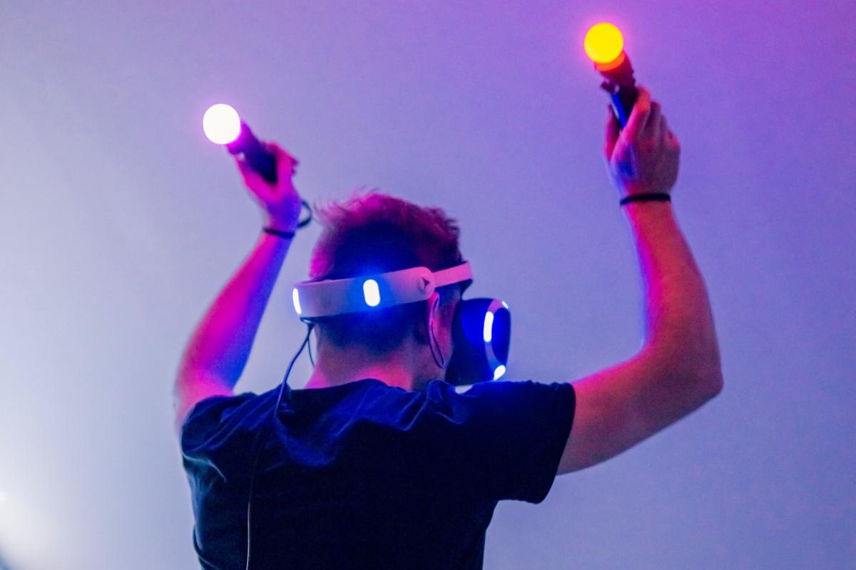 realite virtuelle sport a domicile