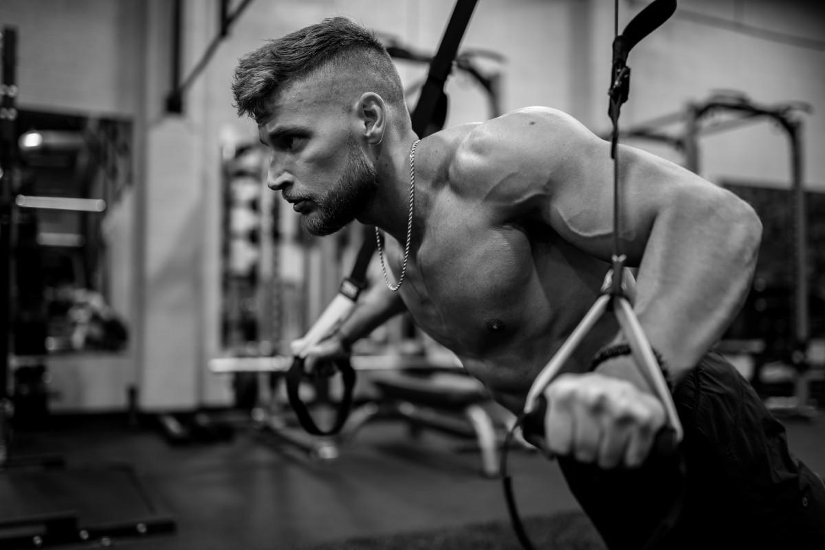exercices avec sangles de suspension