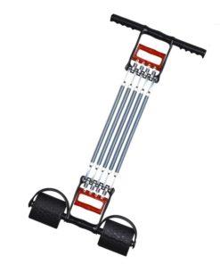 extenseur multifonction de-musculation barre double pedalier