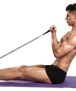 extenseur multifonction de musculation crunch