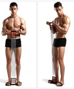 extenseur multifonction de musculation curl biceps