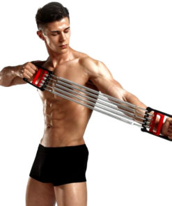 extenseur musculation fitness ressorts exercice etirement