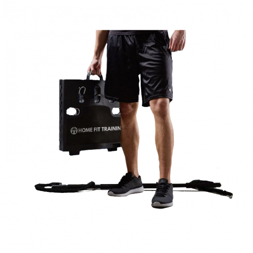 kit pack systeme d entrainement complet portatif avec guide d exercices all in one home fit training