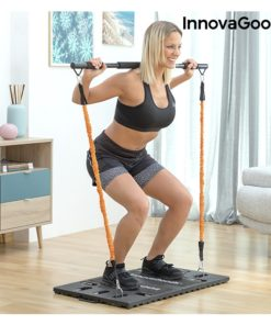 Kit musculation maison exercice squat