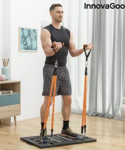 Kit musculation maison exercice curl