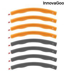 cerceau hula hoop retractable-demontable 8 compratiments max 95 cm