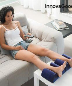 relax genoux coussin orthopedique genoux jambes positions pour dormir