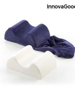 relax genoux coussin orthopedique genoux jambes memoire de forme
