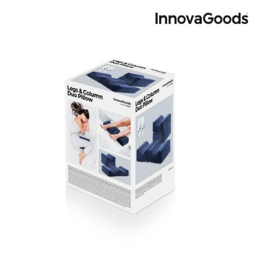 relax genoux coussin orthopedique genoux jambes packaging