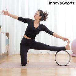 roue pour le yoga position