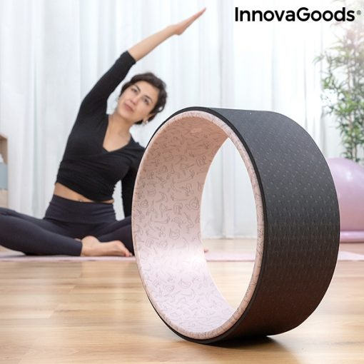roue pour le yoga maison