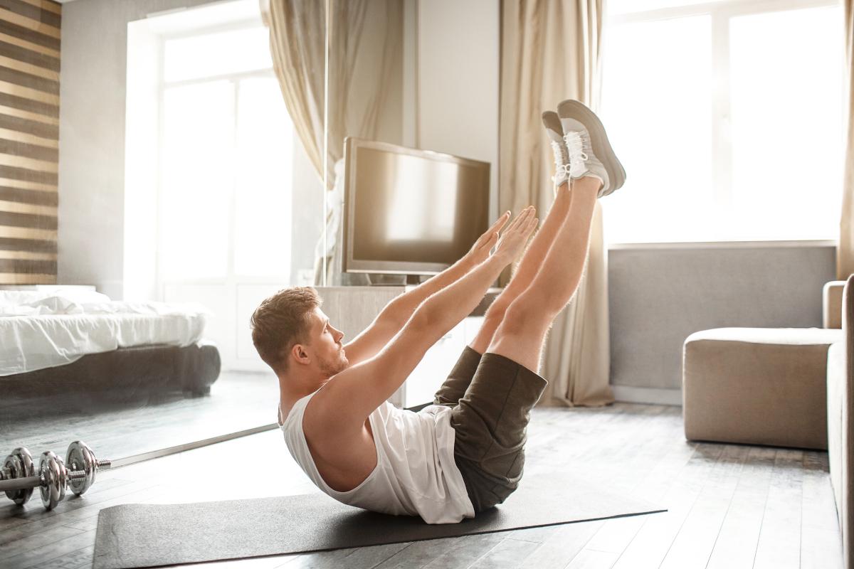 Home fit training entrainement fitness a domicile