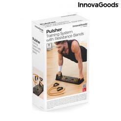 Planche a pompes avec elastiques packaging