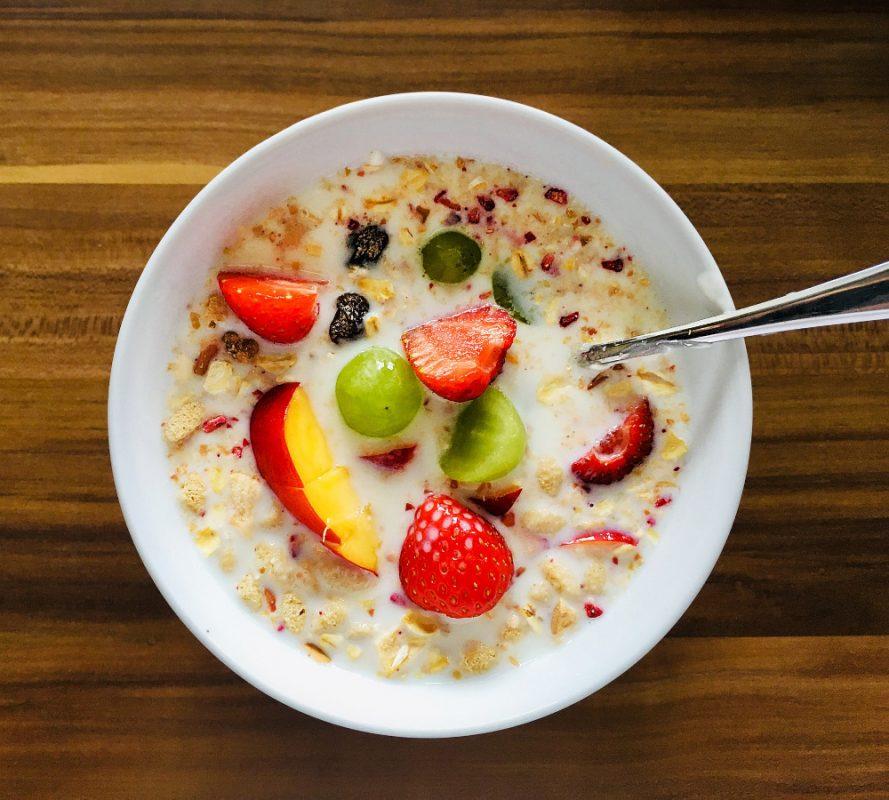 porridge repas sportif ideal