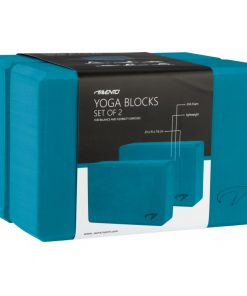 paire de briques de yoga en mousse packaging
