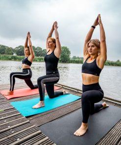 tapis de yoga matelas d exercice utilisation exterieur