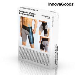 Bande de compression thérapeutique cuisse packaging
