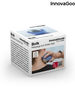 bille de massage effet froid packaging