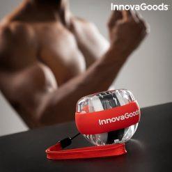 boule gyroscopique entrainement bras mains poignets utilisation simple
