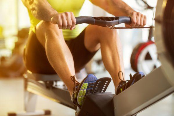 sport pour maigrir a la maison exercice rameur